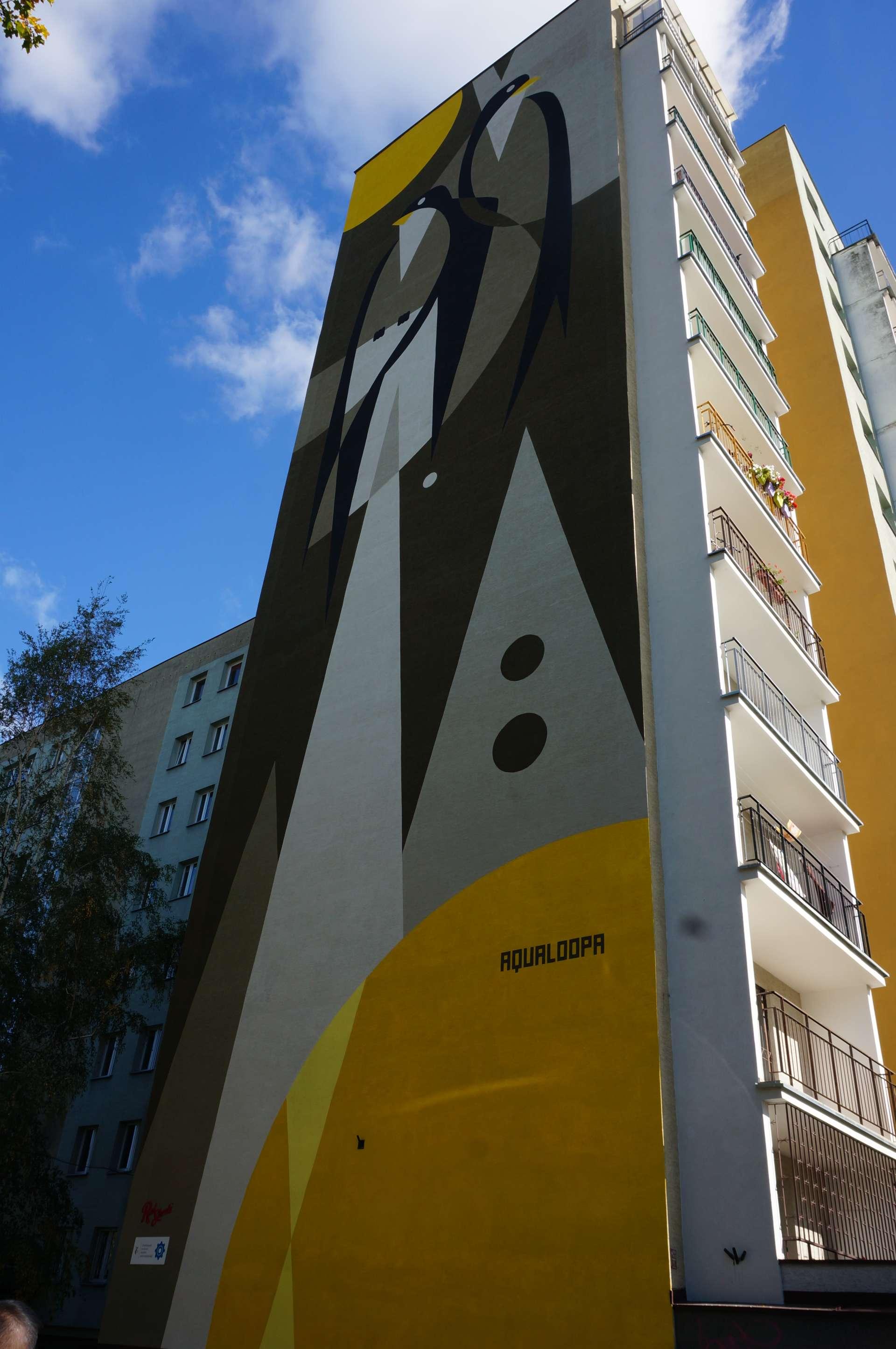 Passa for Mural ursynow
