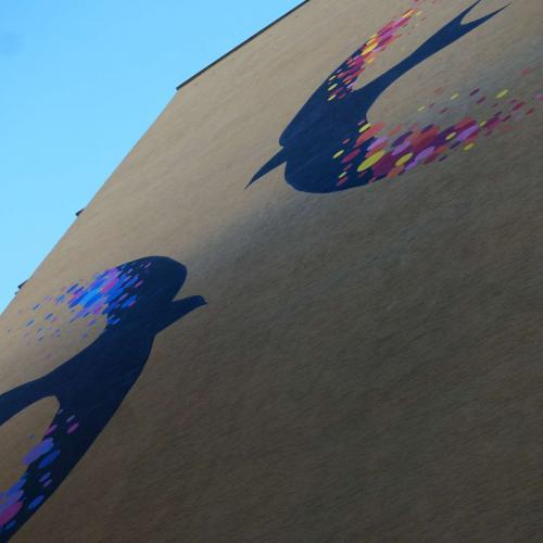 Passa for Mural alternatywy 4